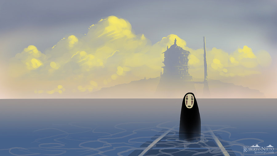 Spirited Away Desktop Background Posted By Ryan Cunningham