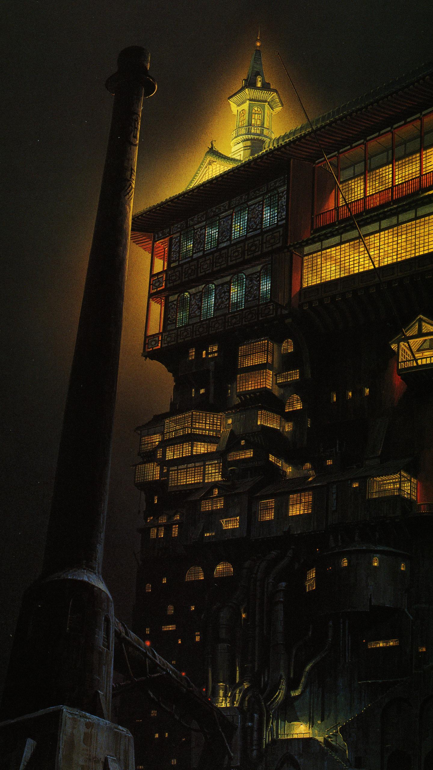 Spirited Away Hd Wallpaper Posted By Sarah Johnson