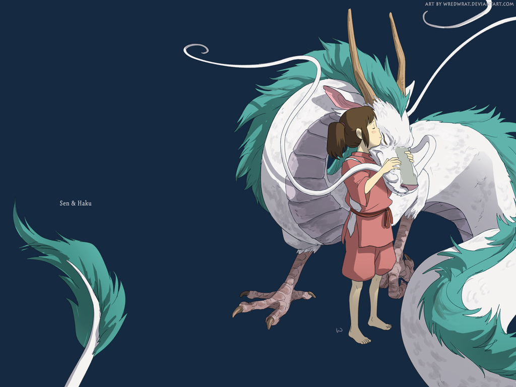 Spirited Away Hd Wallpapers Posted By Sarah Walker