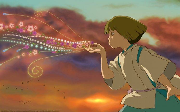Spirited Away Hd Wallpapers Posted By Ryan Johnson