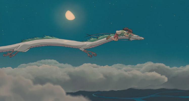 Spirited Away Wallpaper Posted By Ryan Sellers