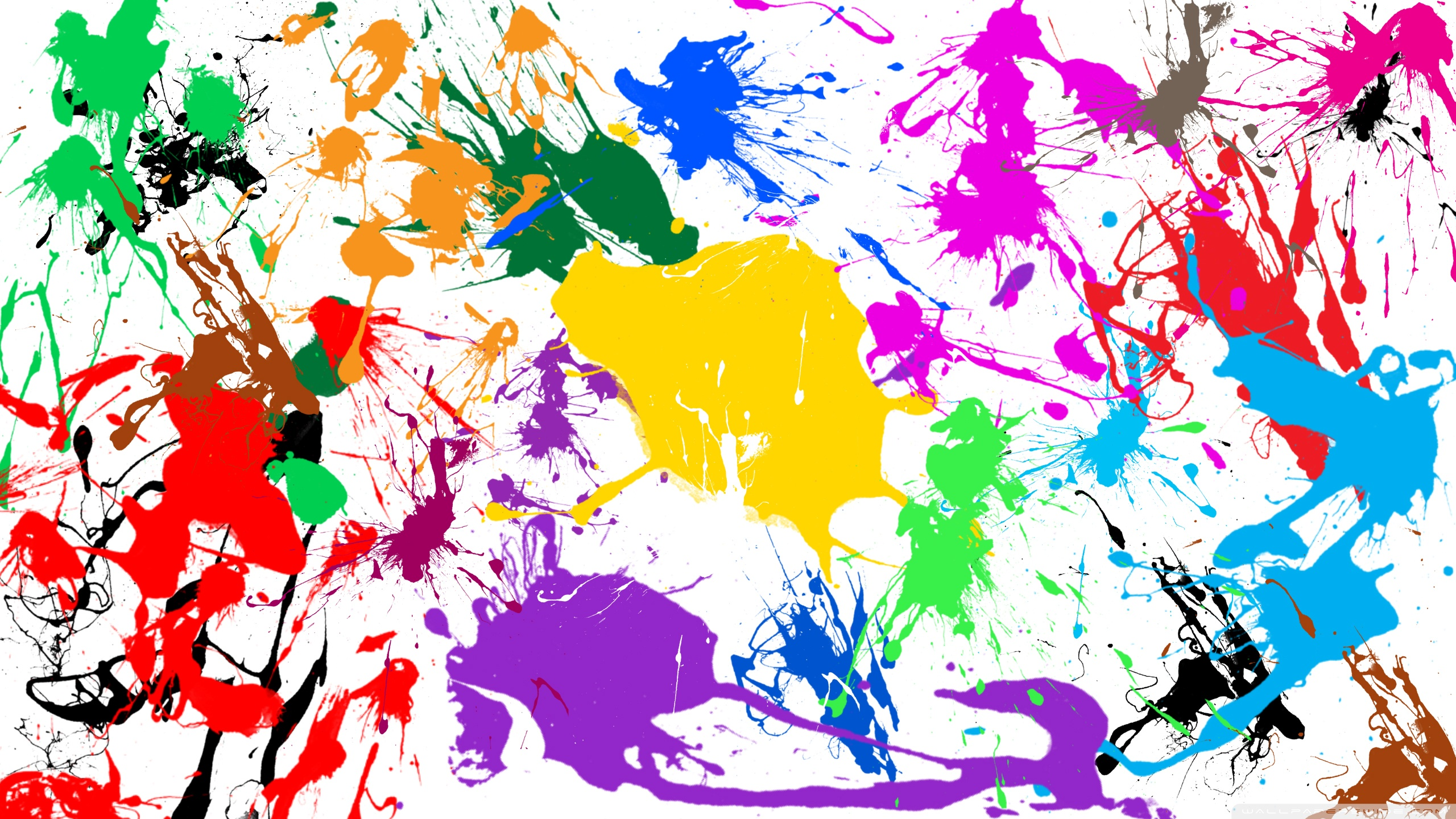 Splat Wallpapers Posted By Michelle Walker