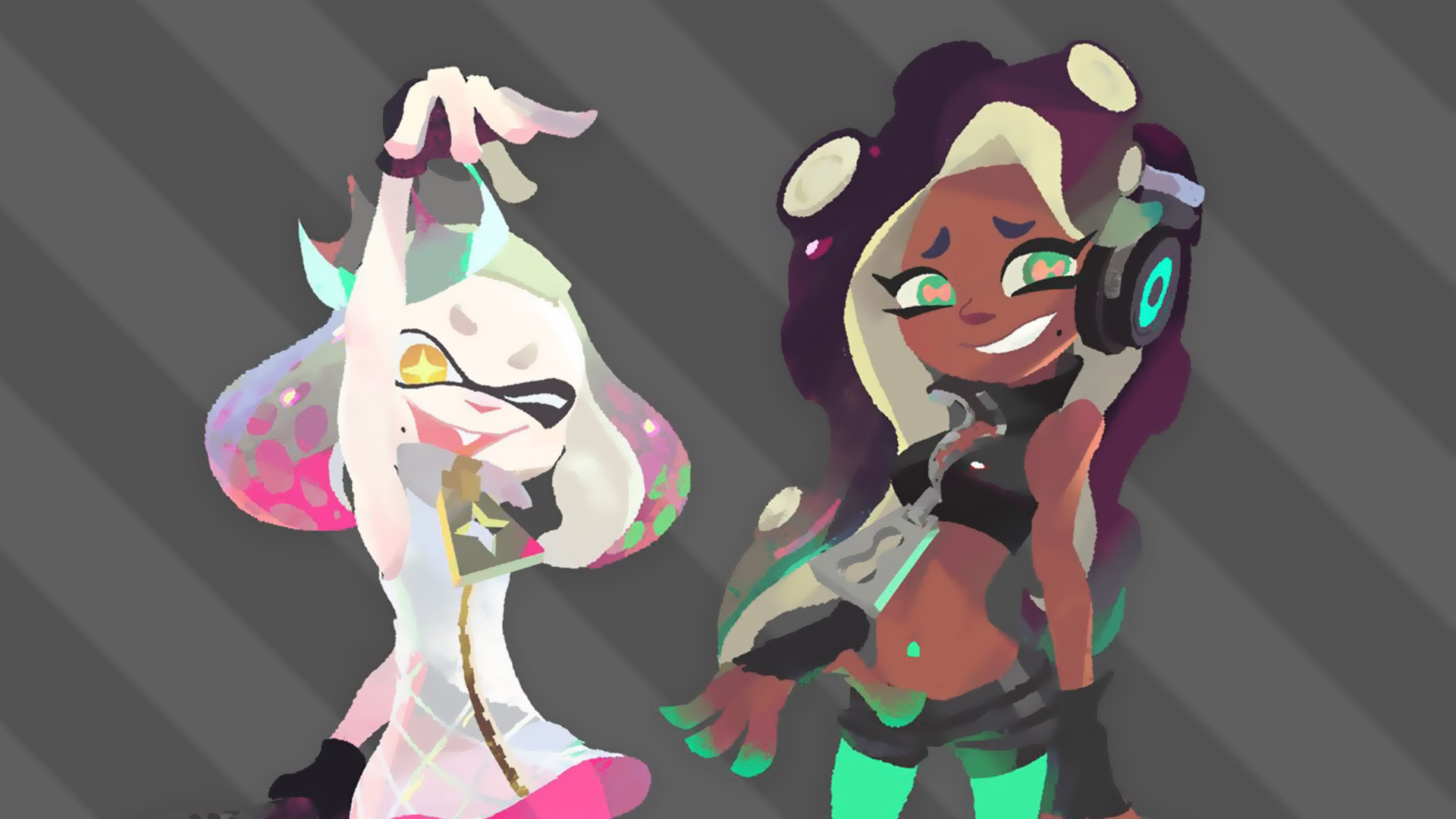 Splatoon 2 Marina Wallpaper Posted By Samantha Johnson