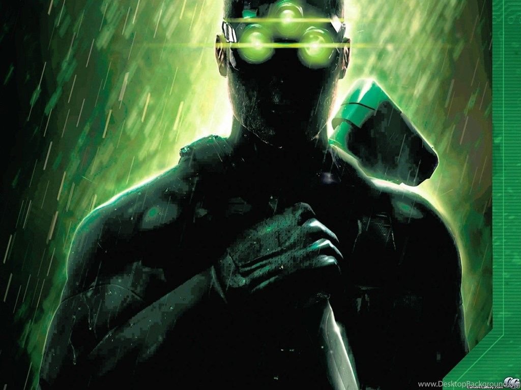 Splinter Cell Chaos Theory Wallpaper Posted By Zoey Mercado