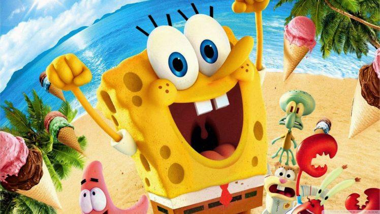 SpongeBob SquarePants Wallpapers HD Desktop and Mobile