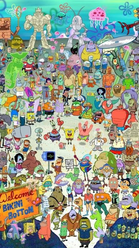 Spongebob Wallpapers Free by ZEDGE tm