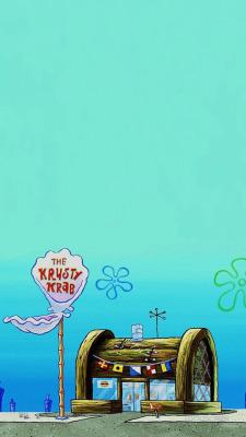 Iphone Spongebob Wallpaper Spongebob Wallpaper Iphone