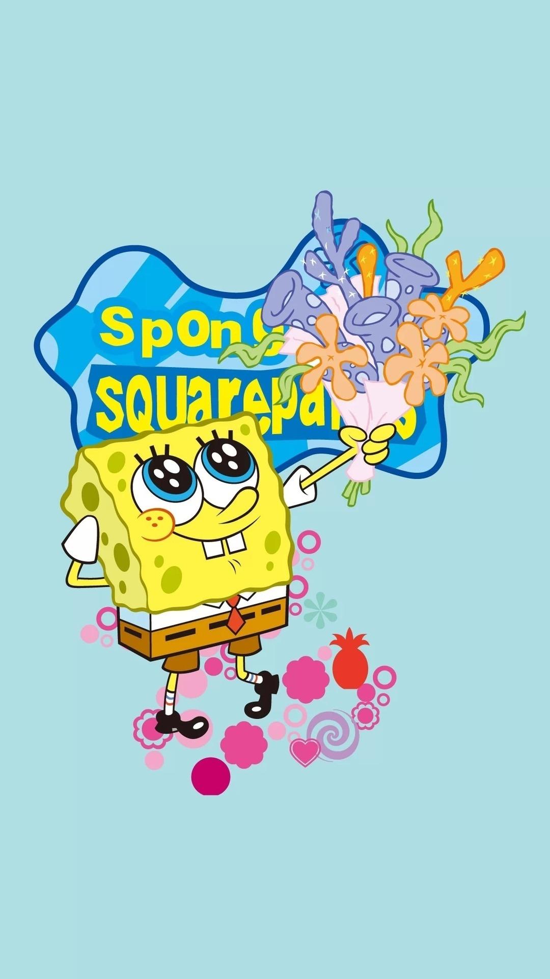 iseeyourelost spongebob squarepants wallpaper for android 3