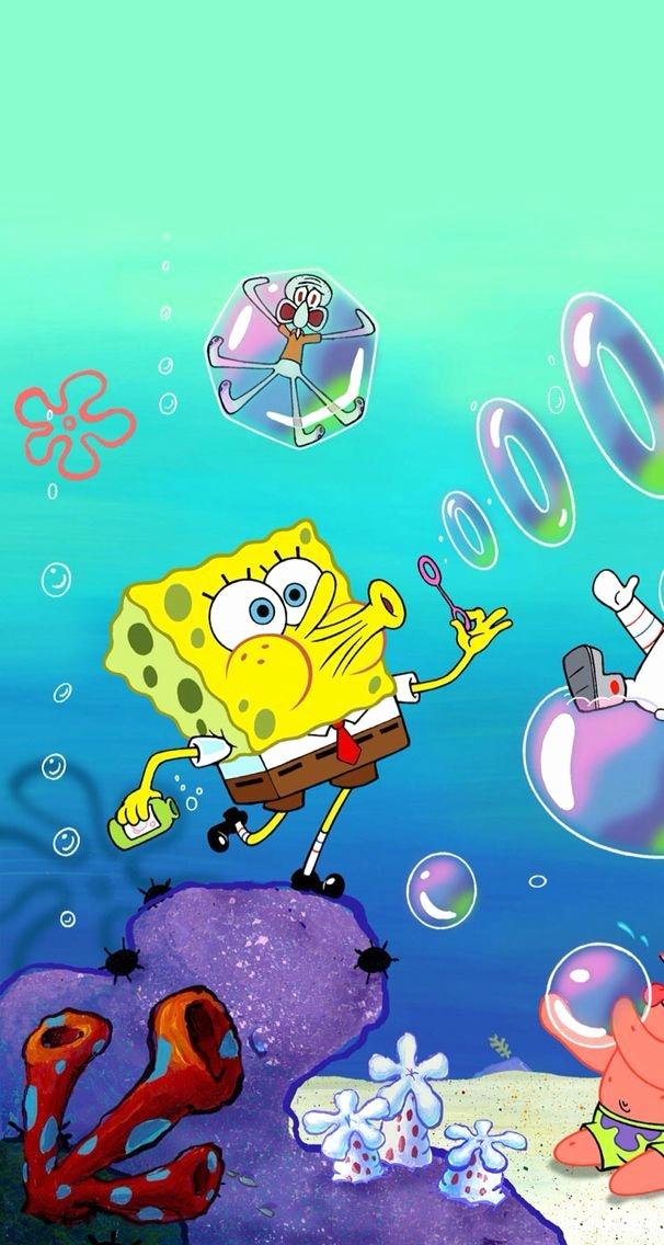 Spongebob Wallpaper Posted By Samantha Johnson