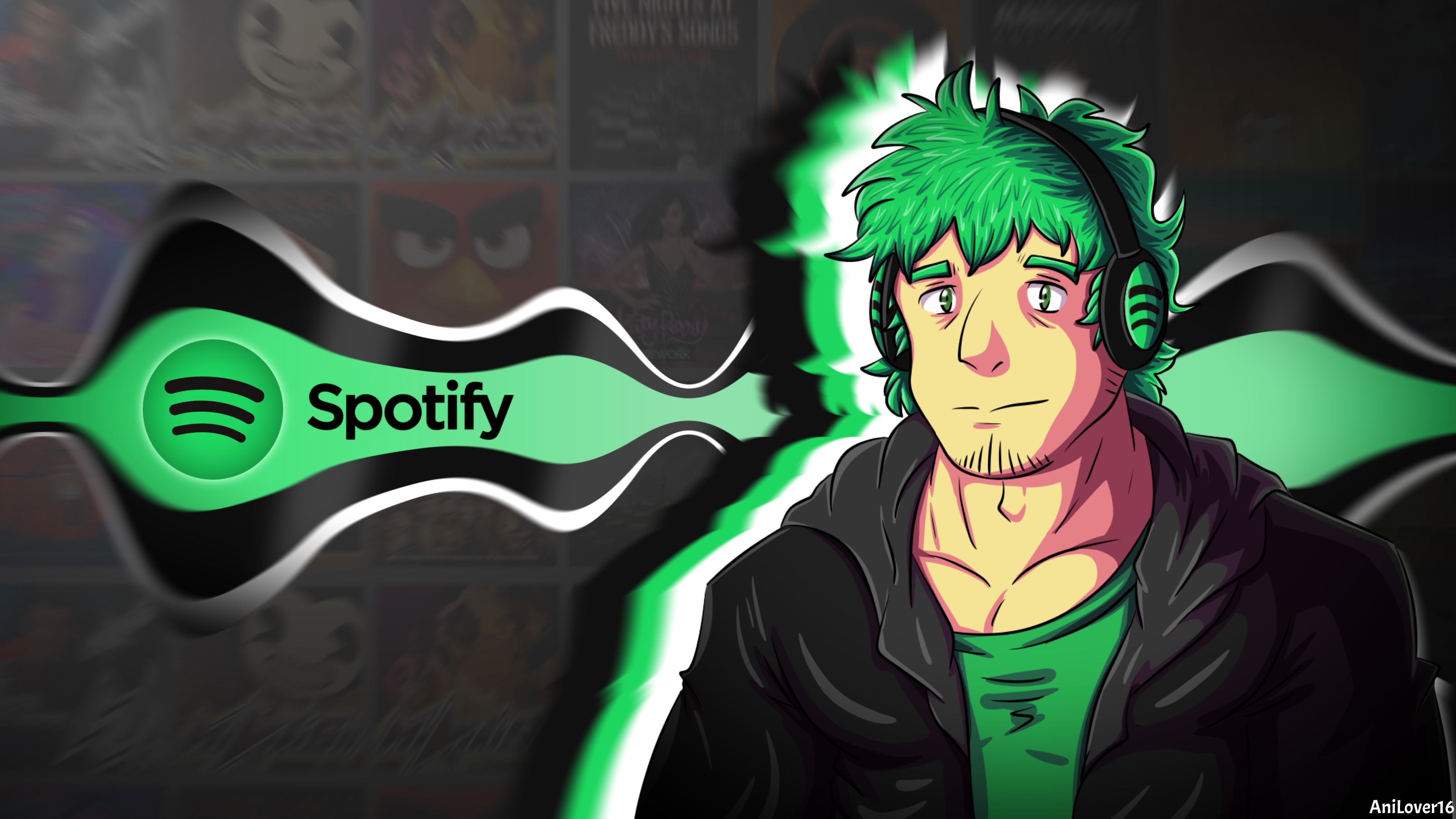 Spotify Wallpaper Posted By Ethan Walker