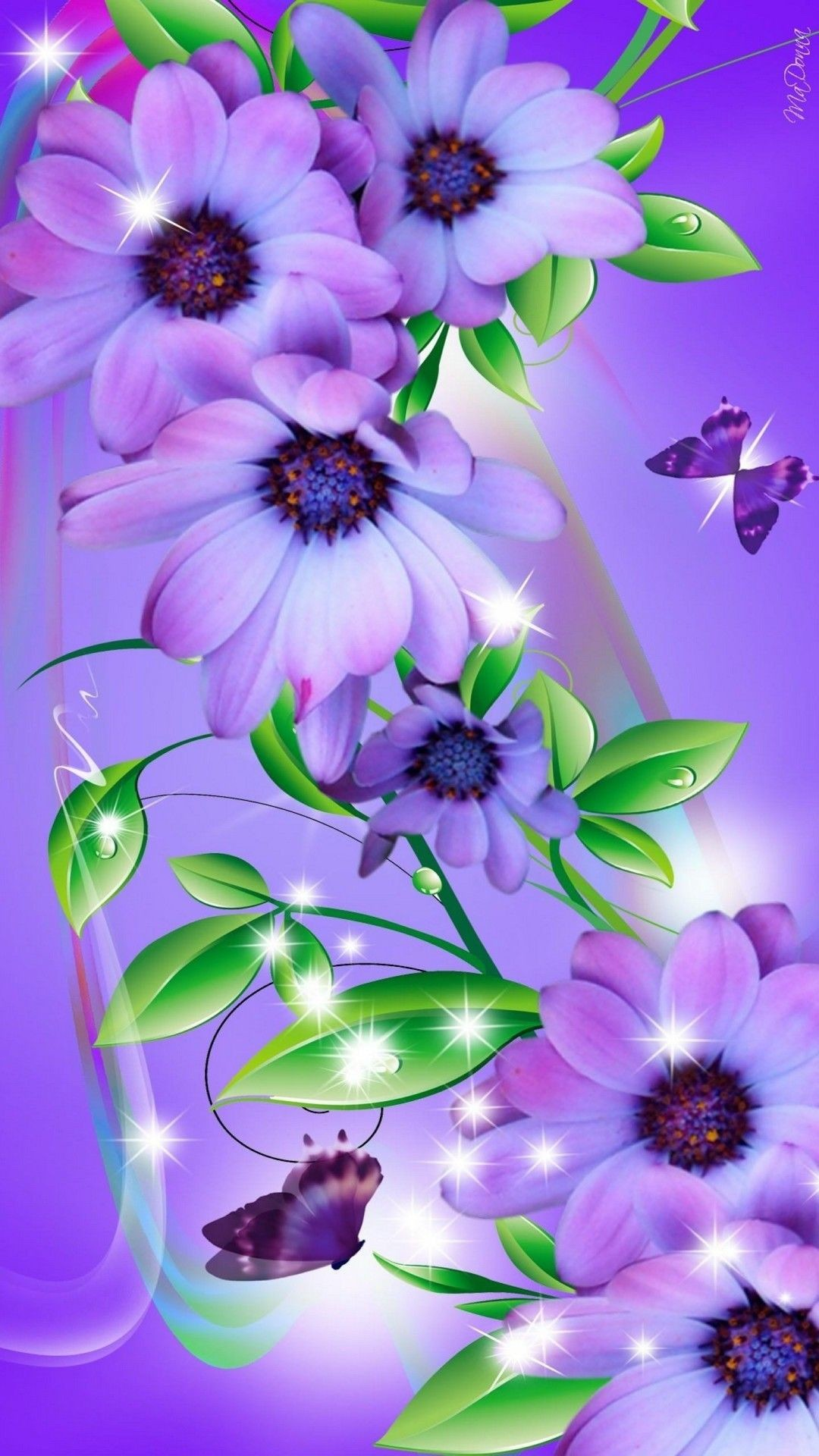 Spring Butterfly Wallpaper Posted By Michelle Mercado