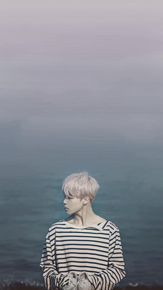 BTS Spring Day Teaser Jimin Wallpaper by Mar5122 on DeviantArt