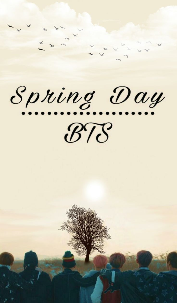 Best 25 Bts Spring Day Wallpaper Ideas On Pinterest Bts