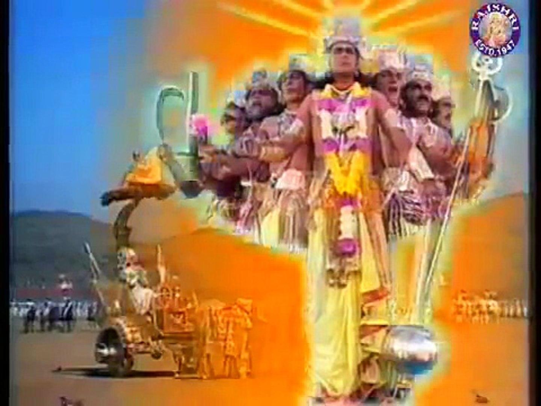 Mahabharat Shri Krishna Virat roop