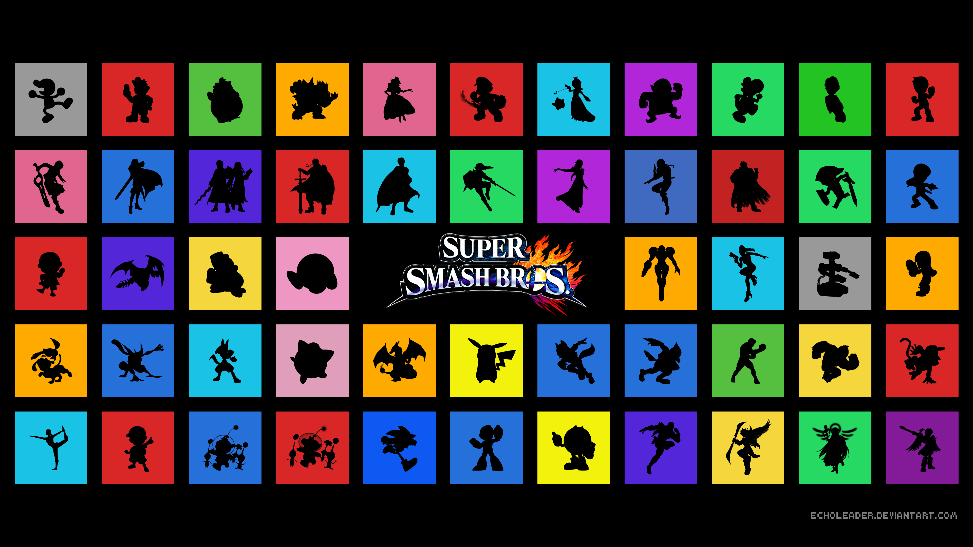 Ssb4 Wallpaper Posted By John Cunningham