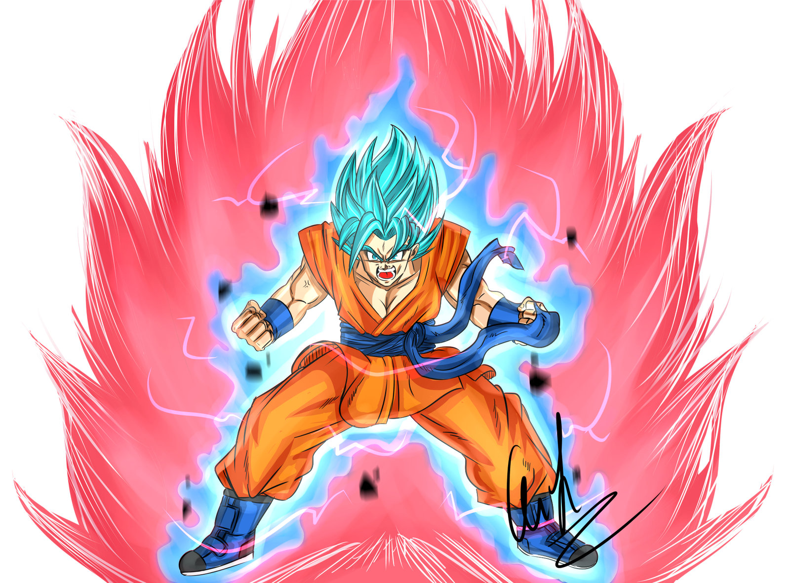 Ssgss Kaioken X10 Posted By Sarah Anderson