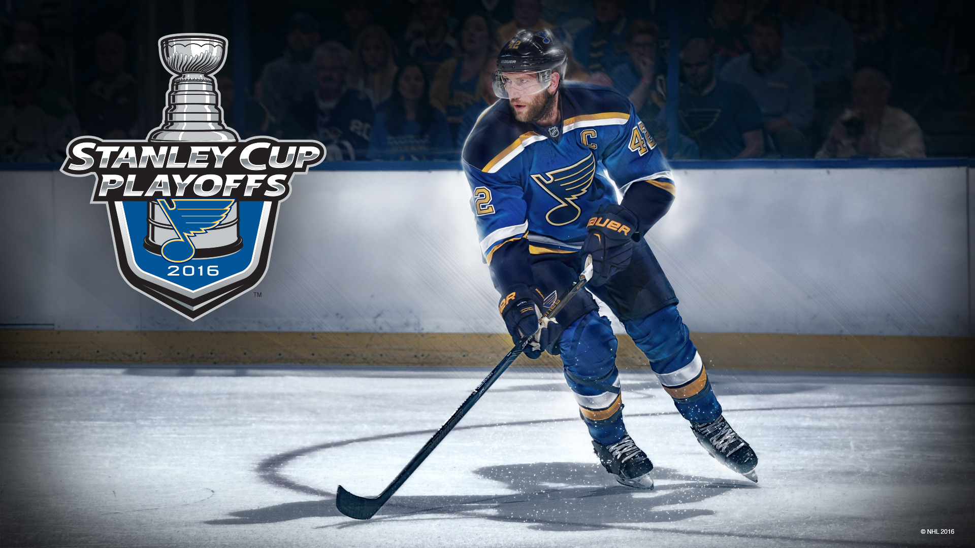 St Louis Blues Screensaver Posted By Ethan Thompson