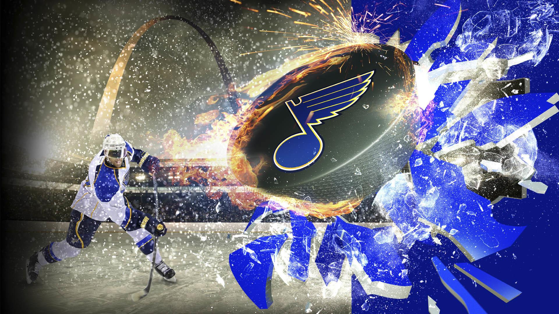 St Louis Blues Stanley Cup Wallpaper