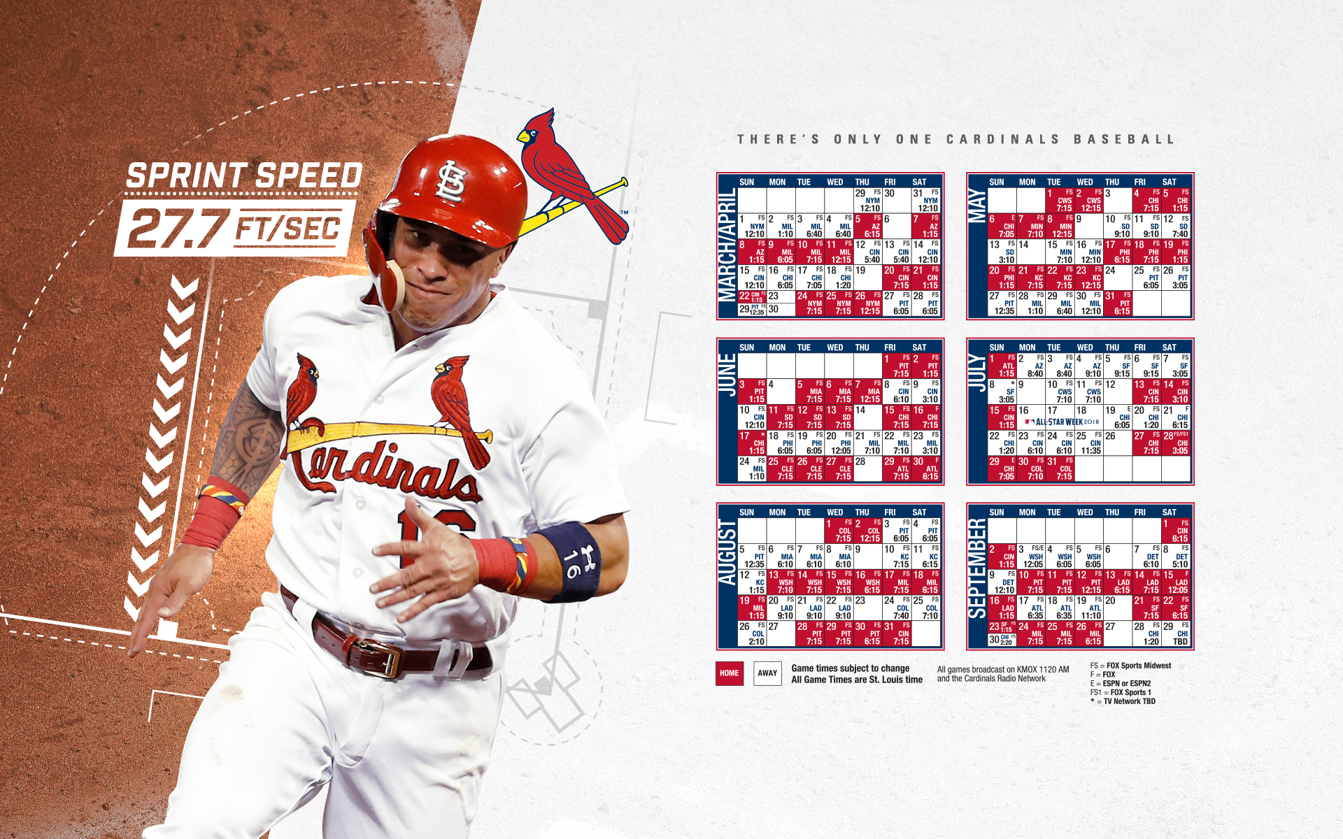 St Louis Cardinals Backgrounds Desktop