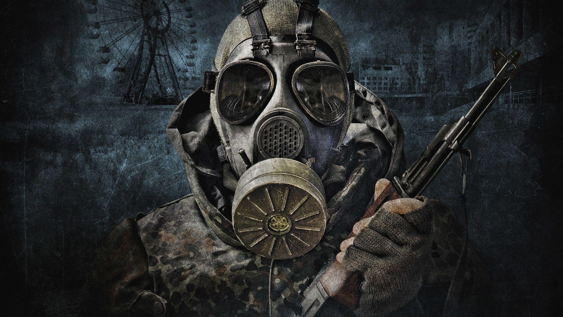 Stalker Shadow Of Chernobyl Wallpaper 1920x1080 Posted By Ryan Peltier