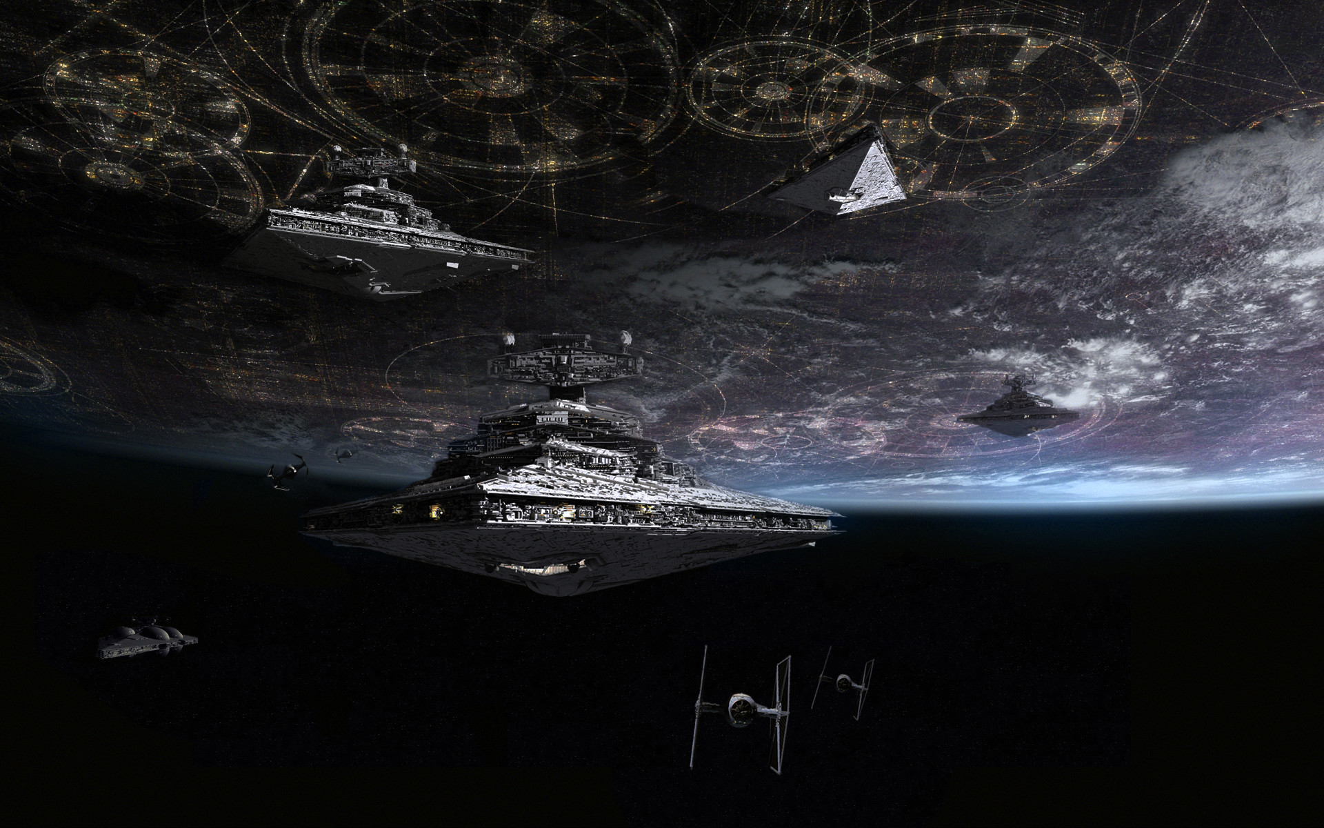 Star Destroyer Wallpaper Hd Posted By John Sellers