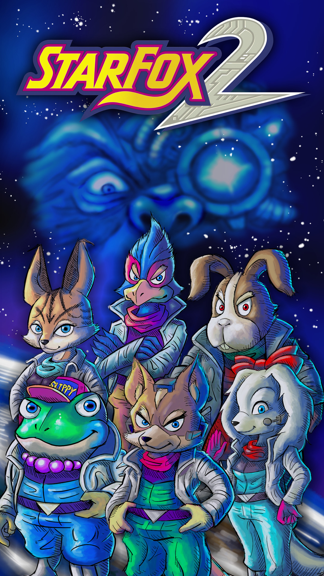 Star Fox Wallpaper Posted By Ryan Johnson