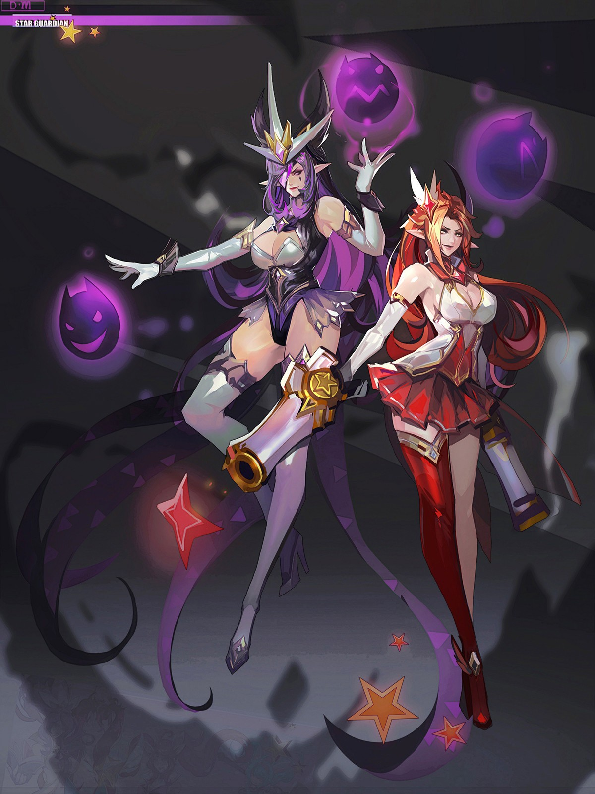 Star Guardian Syndra Wallpaper Posted By John Sellers