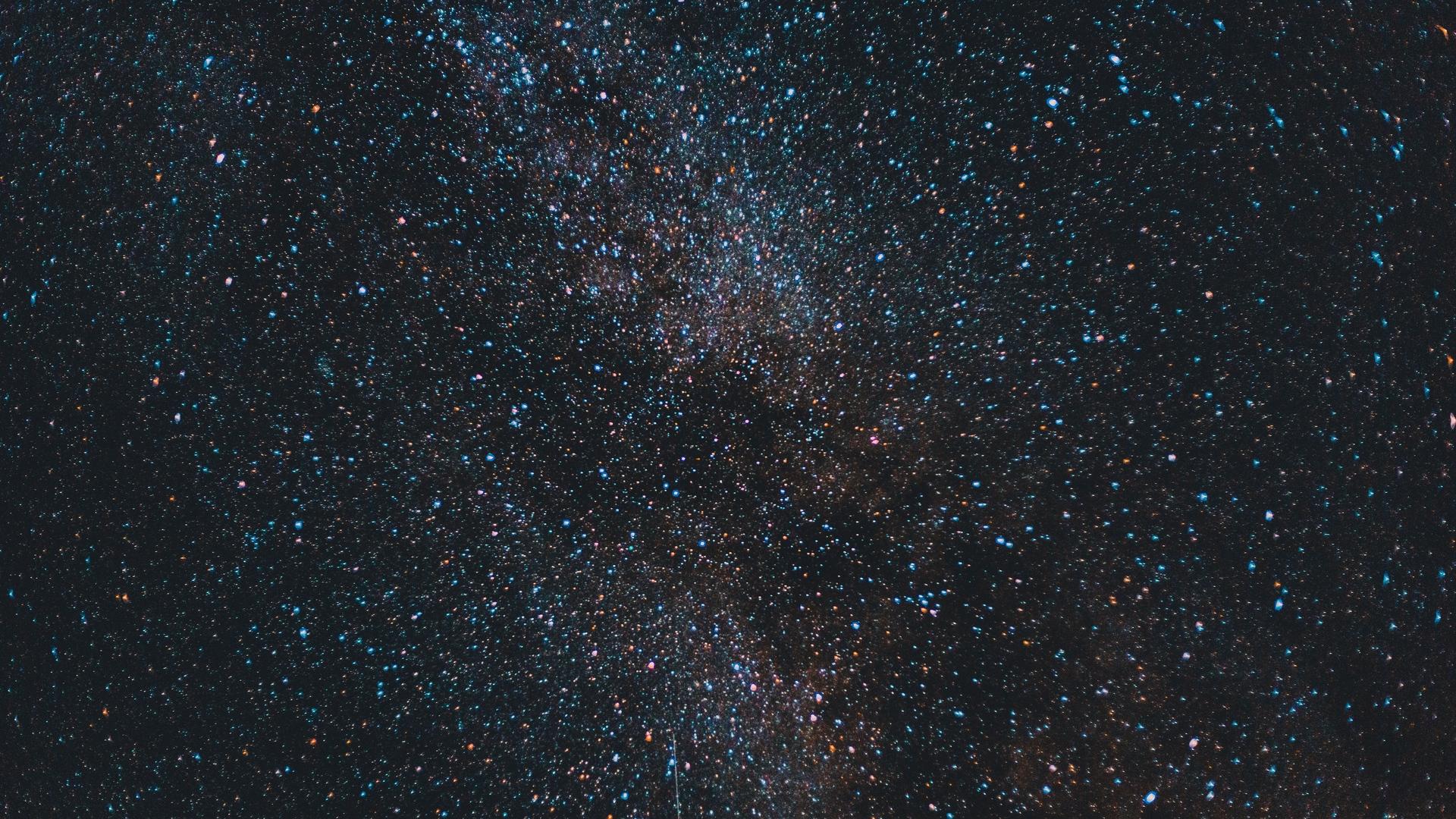 Download wallpaper 1920x1080 stars, space, galaxy full hd
