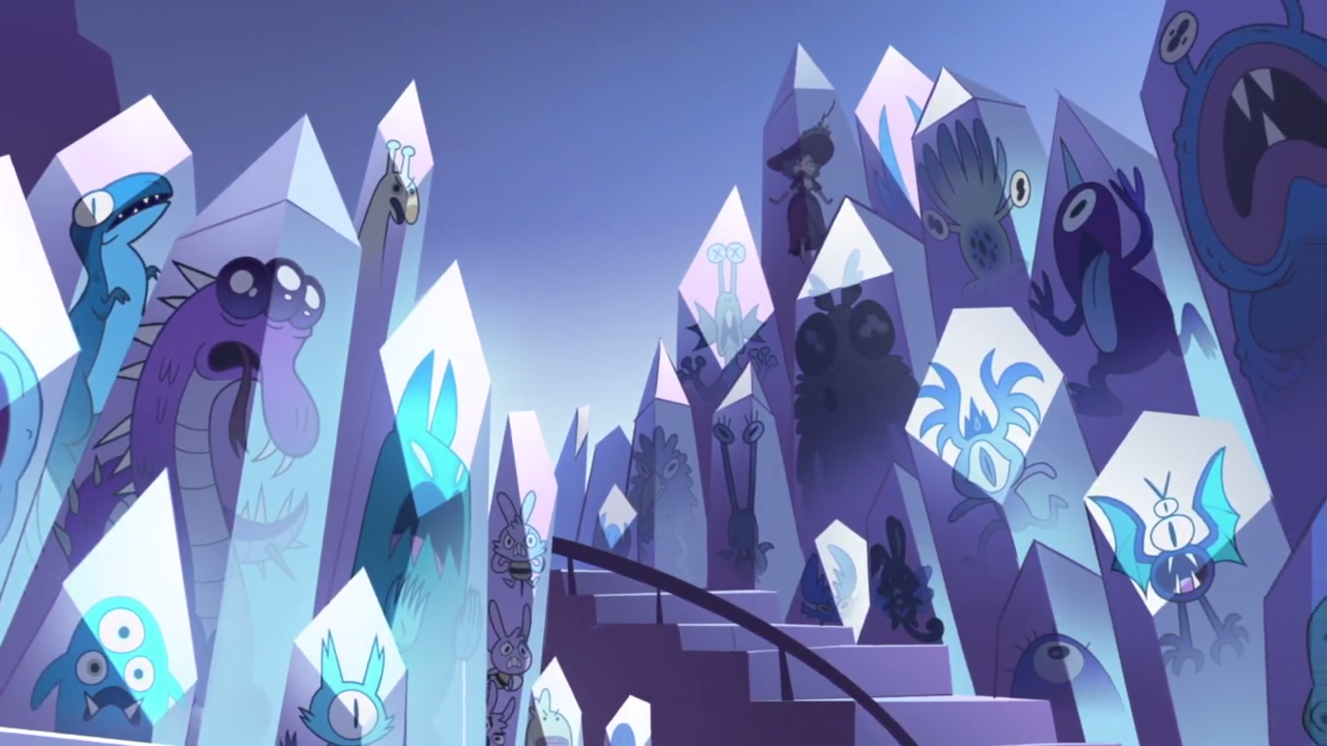Star Vs The Forces Of Evil Background Posted By Michelle Cunningham