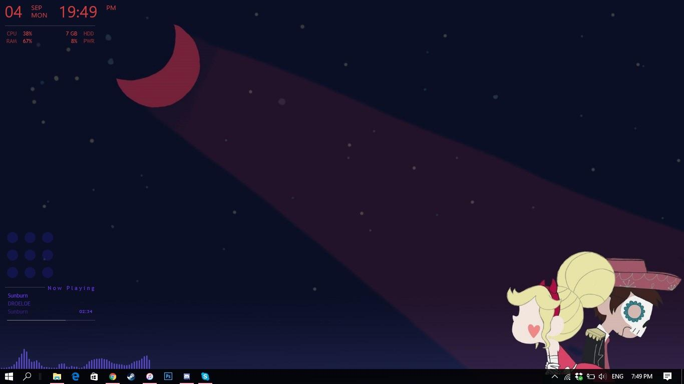 Star Vs The Forces Of Evil Desktop Wallpaper Posted By Michelle
