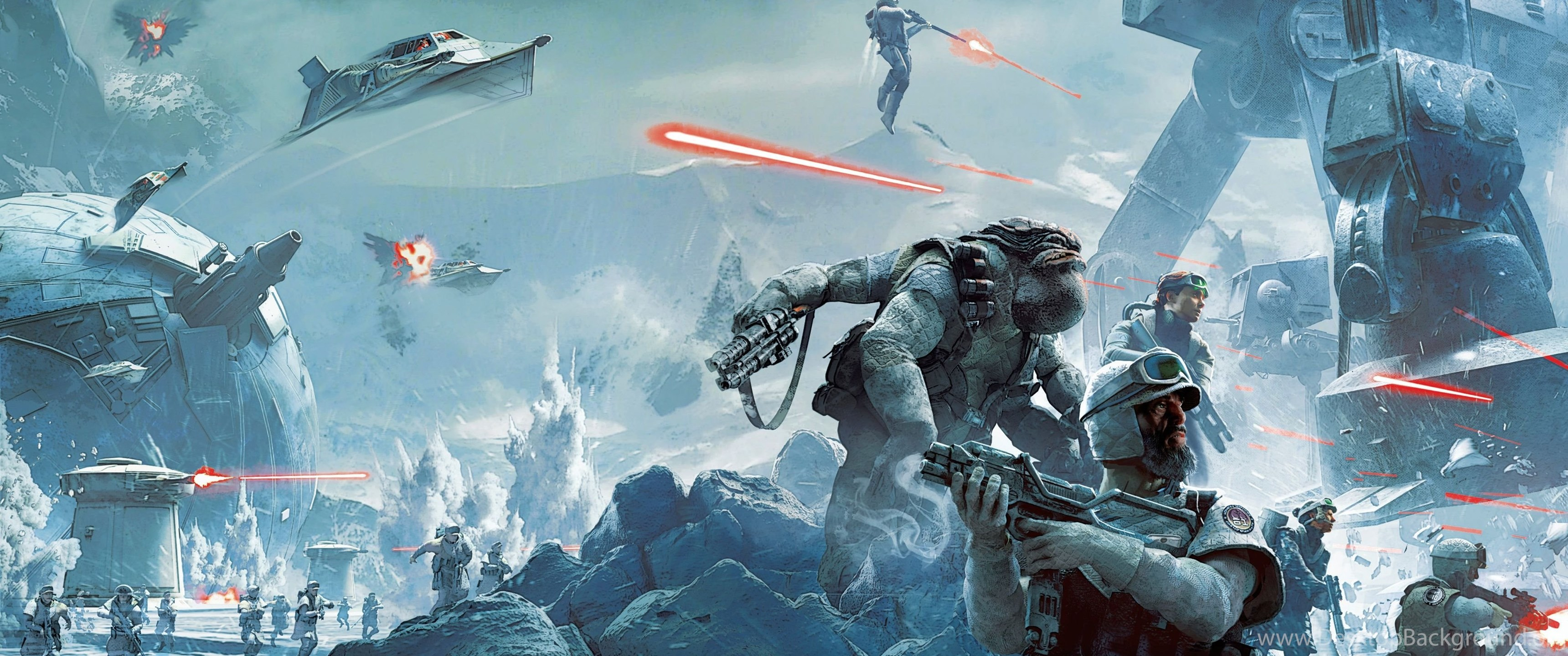 Star Wars 3440x1440 Wallpaper Posted By Sarah Thompson