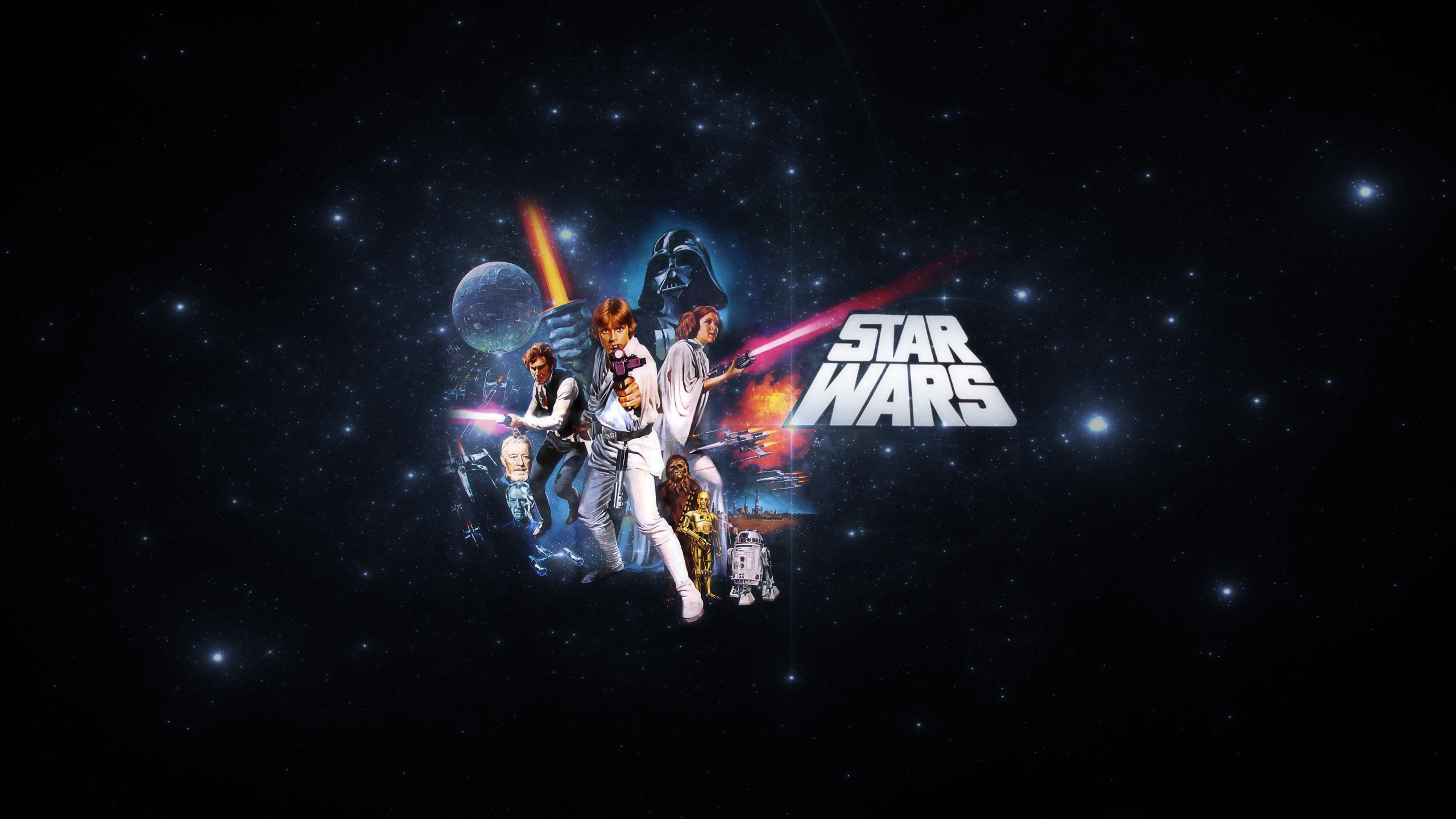 Star Wars A New Hope Wallpaper Posted By Zoey Thompson