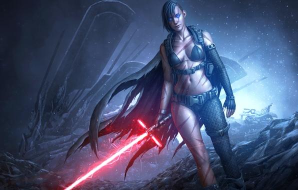 Star Wars Ahsoka Wallpaper Posted By Sarah Sellers