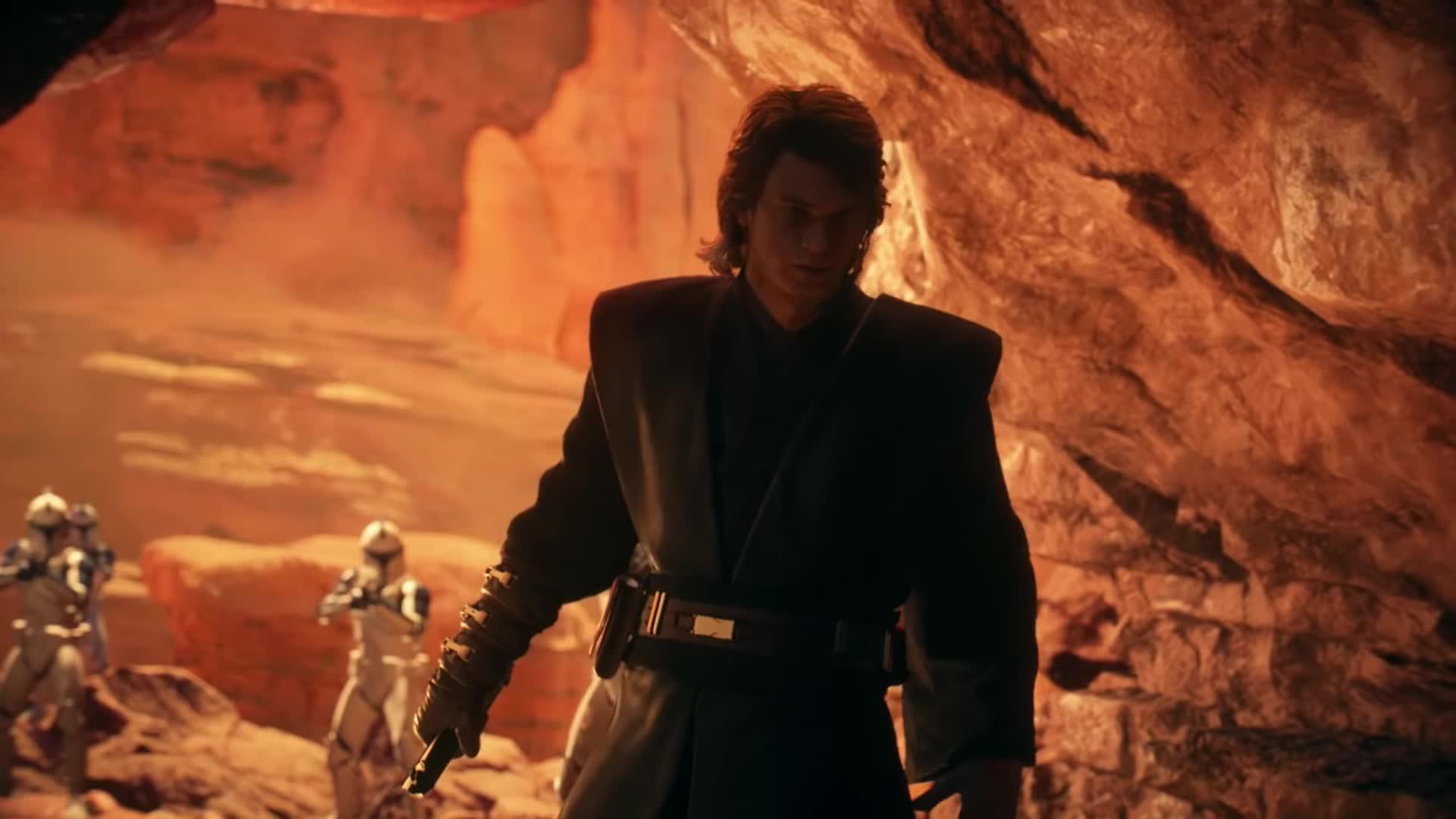 Star Wars Anakin Skywalker Wallpaper Posted By Samantha Peltier