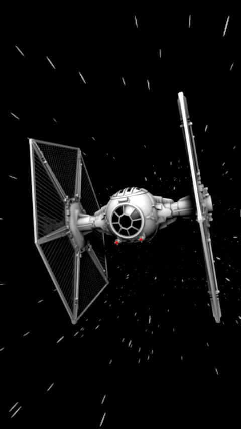 Star Wars Animated Wallpaper Posted By Michelle Mercado