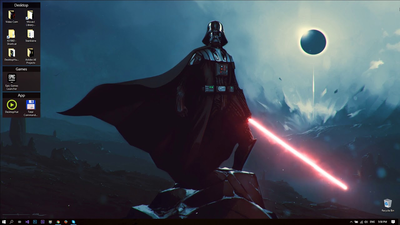 Star Wars Animated Wallpaper posted by ...