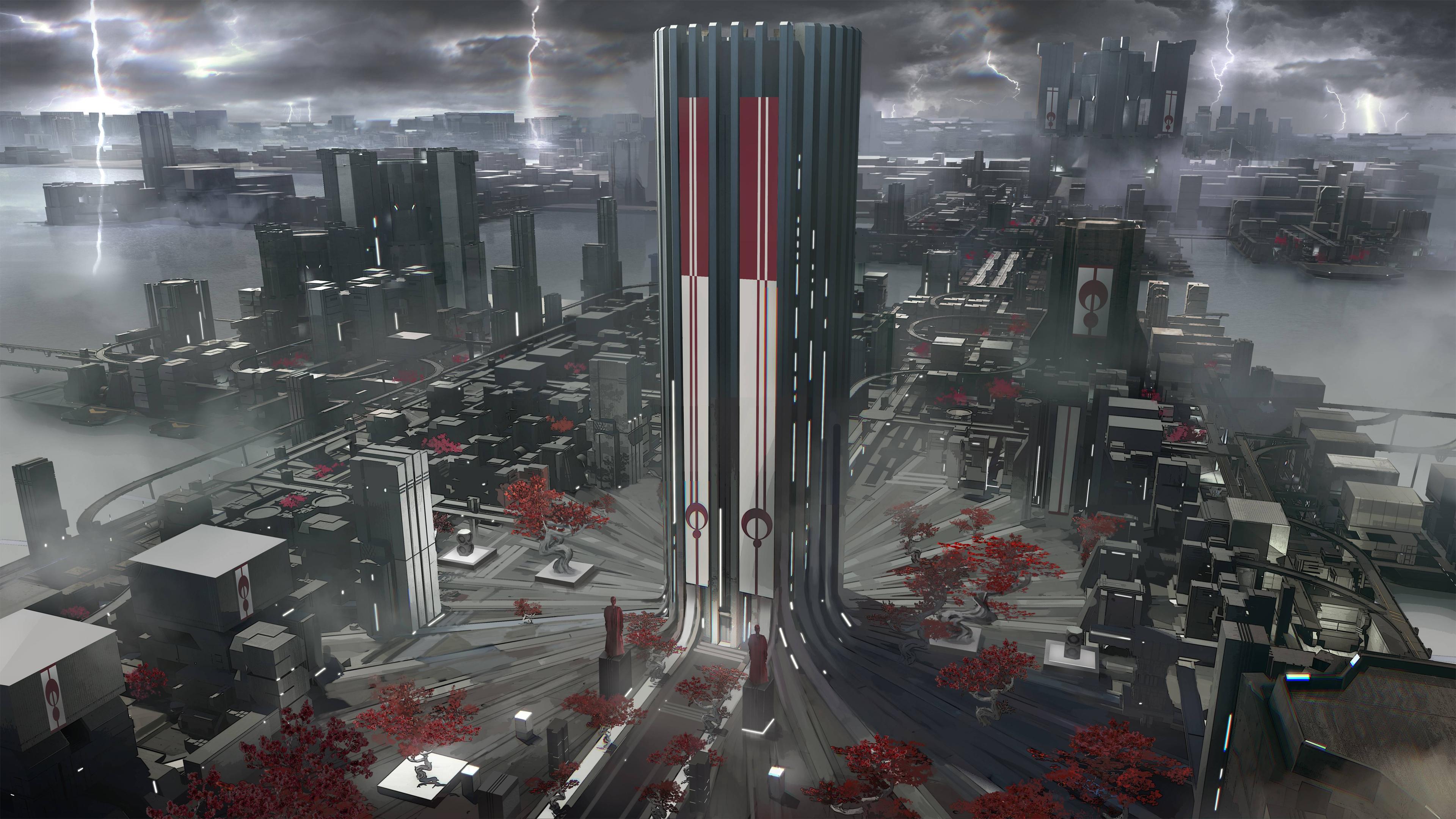 Wallpaper Star Wars Battlefront II, Concept art, Vardos, 4K