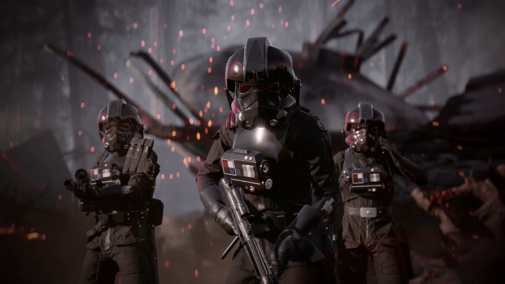 Star Wars Battlefront 2 Hd Wallpaper Posted By John Mercado