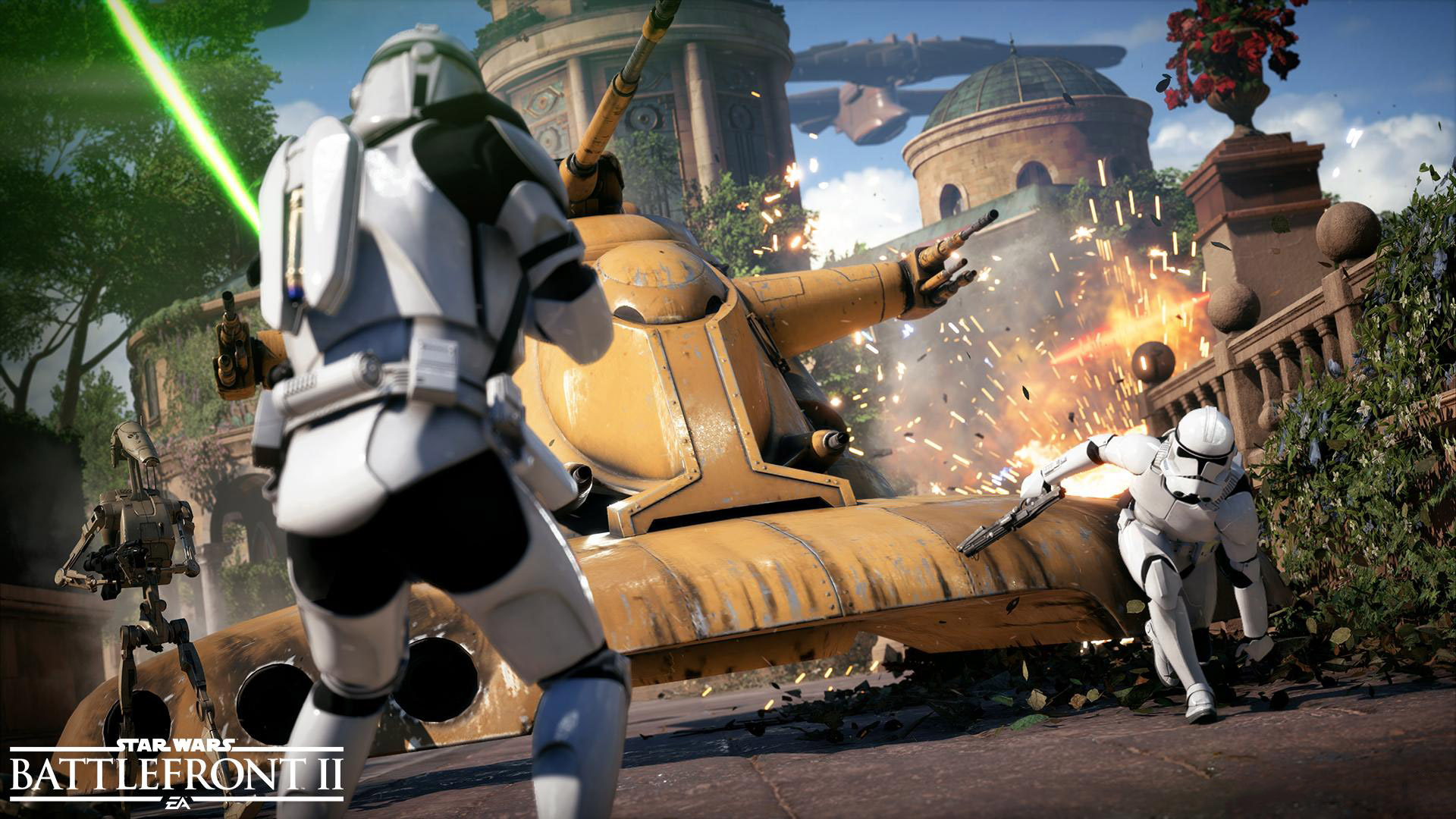Star Wars Battlefront 2 Wallpaper Hd Posted By John Anderson