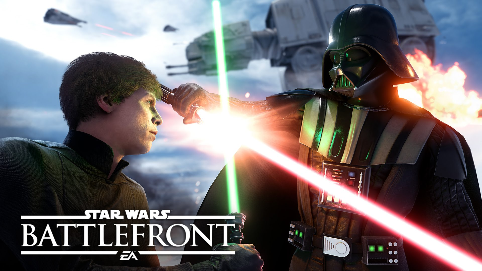 Star Wars Battlefront Hd Wallpaper Posted By Michelle Walker
