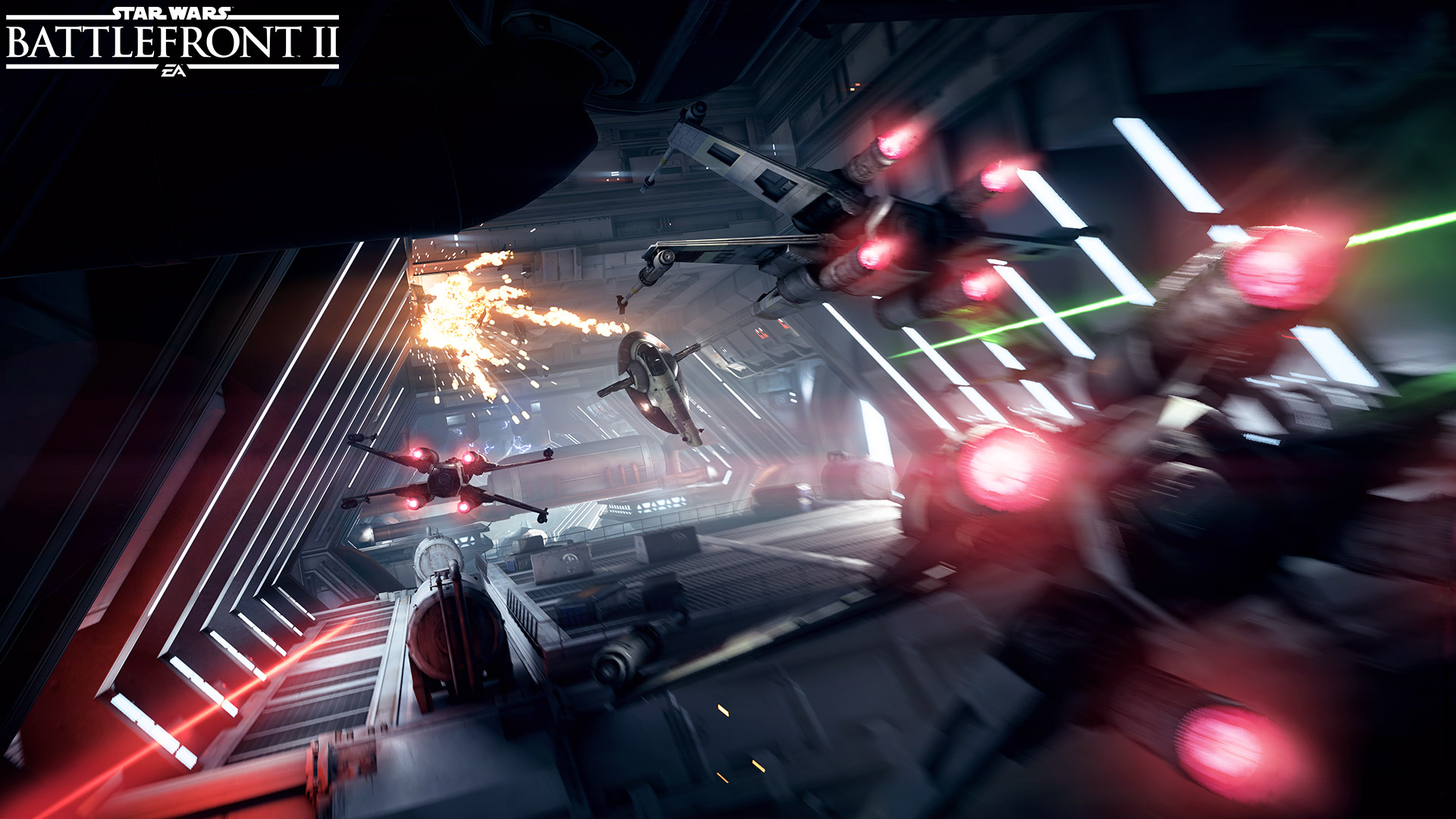 Star Wars Battlefront Ii Wallpaper Posted By Christopher Sellers