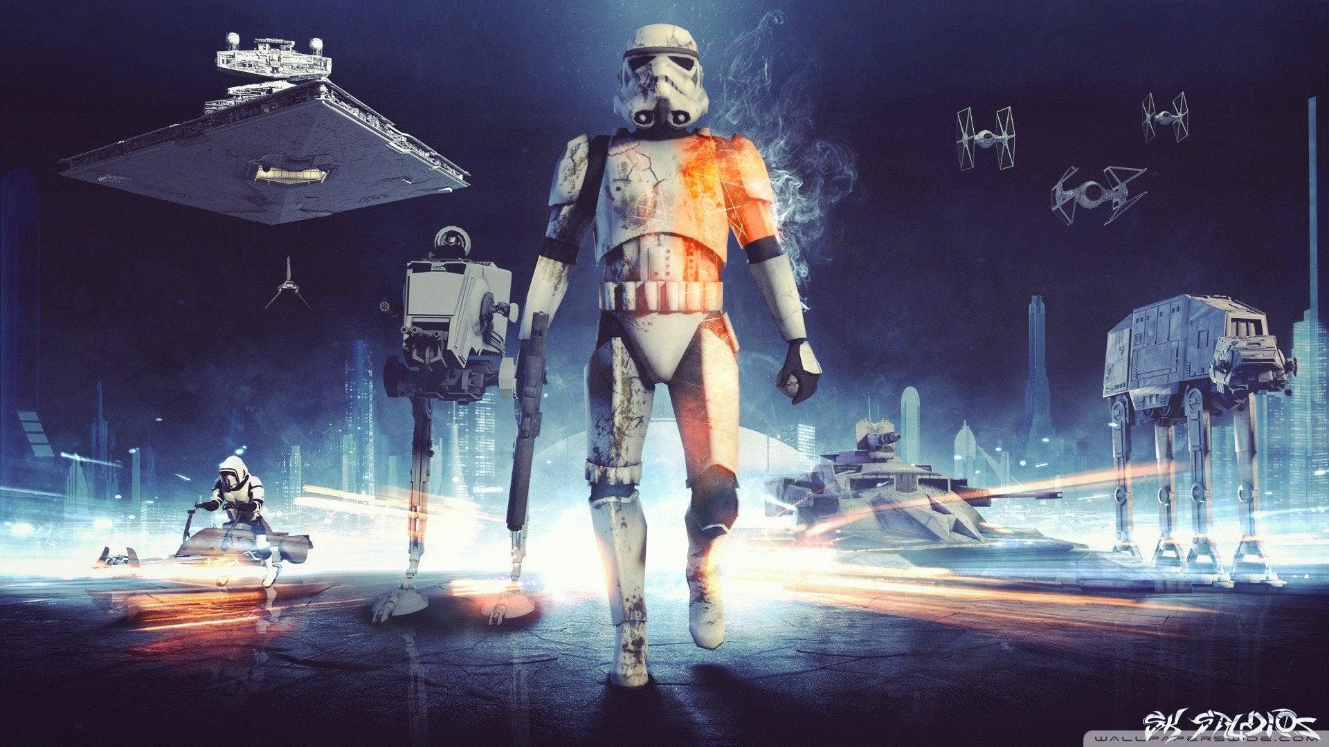 Star Wars Battlefront Ii Wallpapers Posted By Ryan Peltier