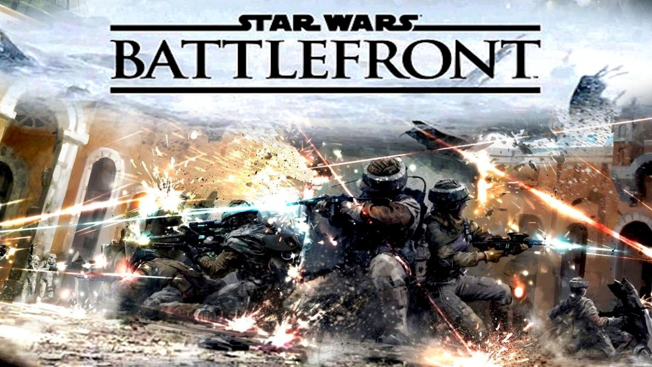 Star Wars Battlefront Wallpapers Posted By Samantha Sellers
