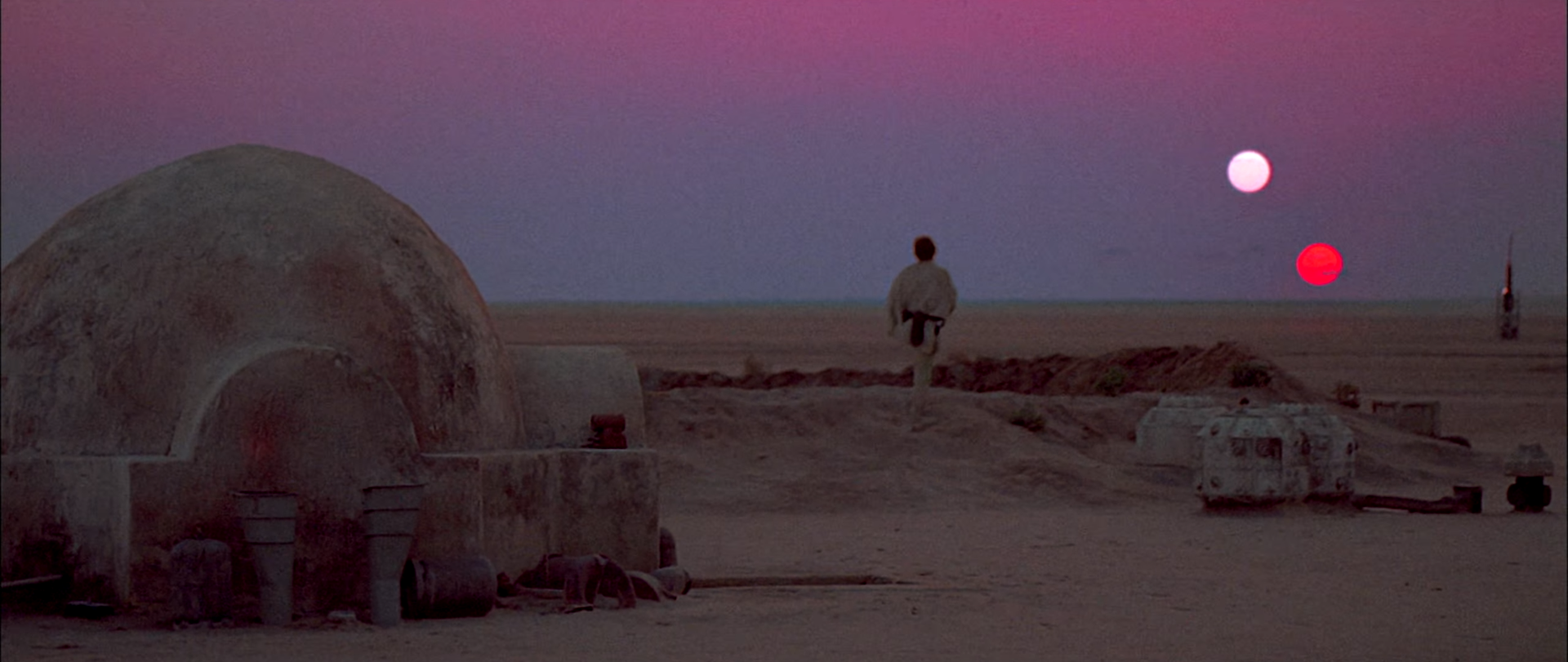 Star Wars Binary Sunset Wallpaper Posted By Christopher Cunningham