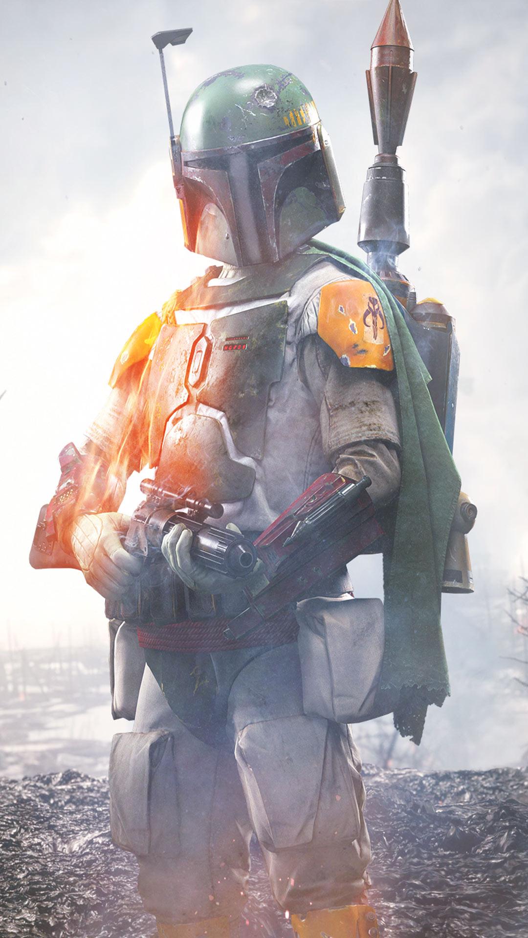 Star Wars Boba Fett Wallpaper Posted By Zoey Walker
