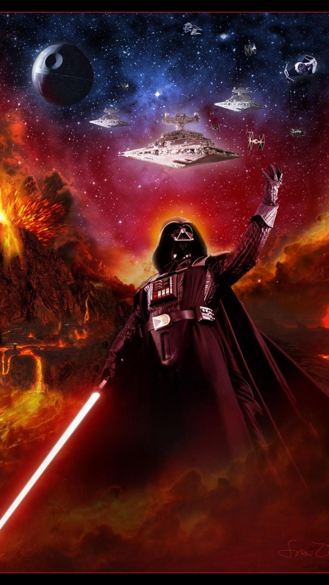 Star Wars Cell Phone Wallpapers Posted By John Walker