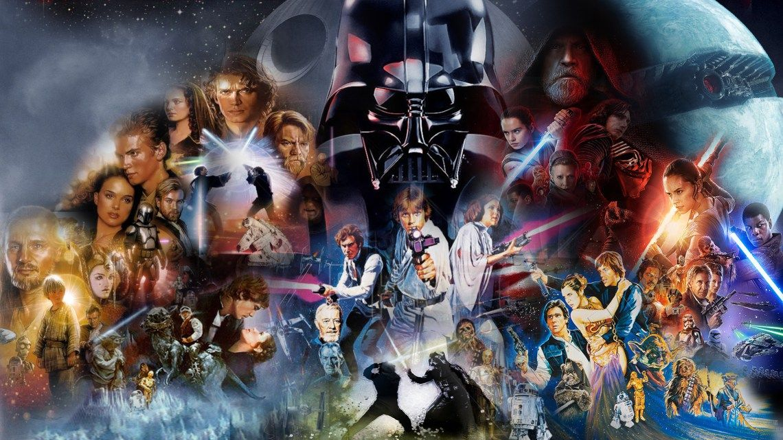 Star Wars Character Wallpaper Posted By Ethan Tremblay