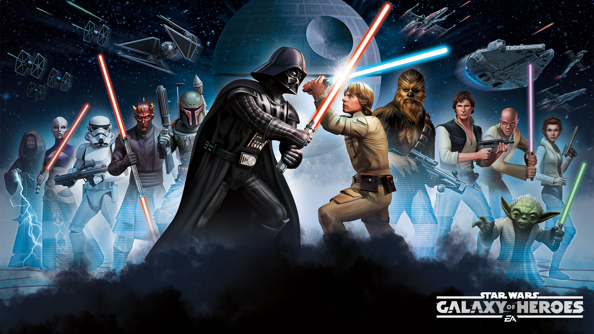 Star Wars Galaxy of Heroes HD Wallpapers 33 images