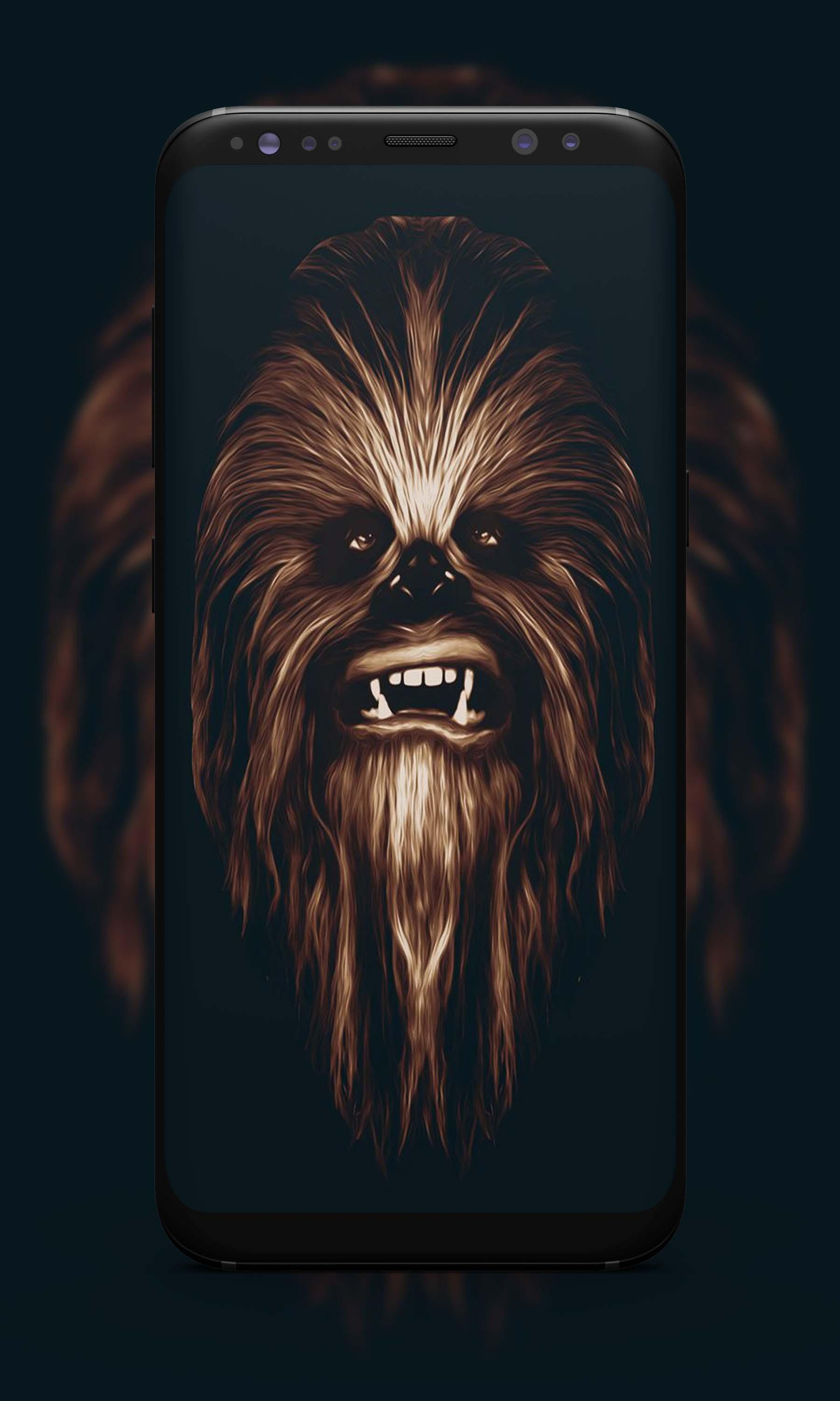 Star Wars Chewbacca Wallpaper Posted By Samantha Anderson