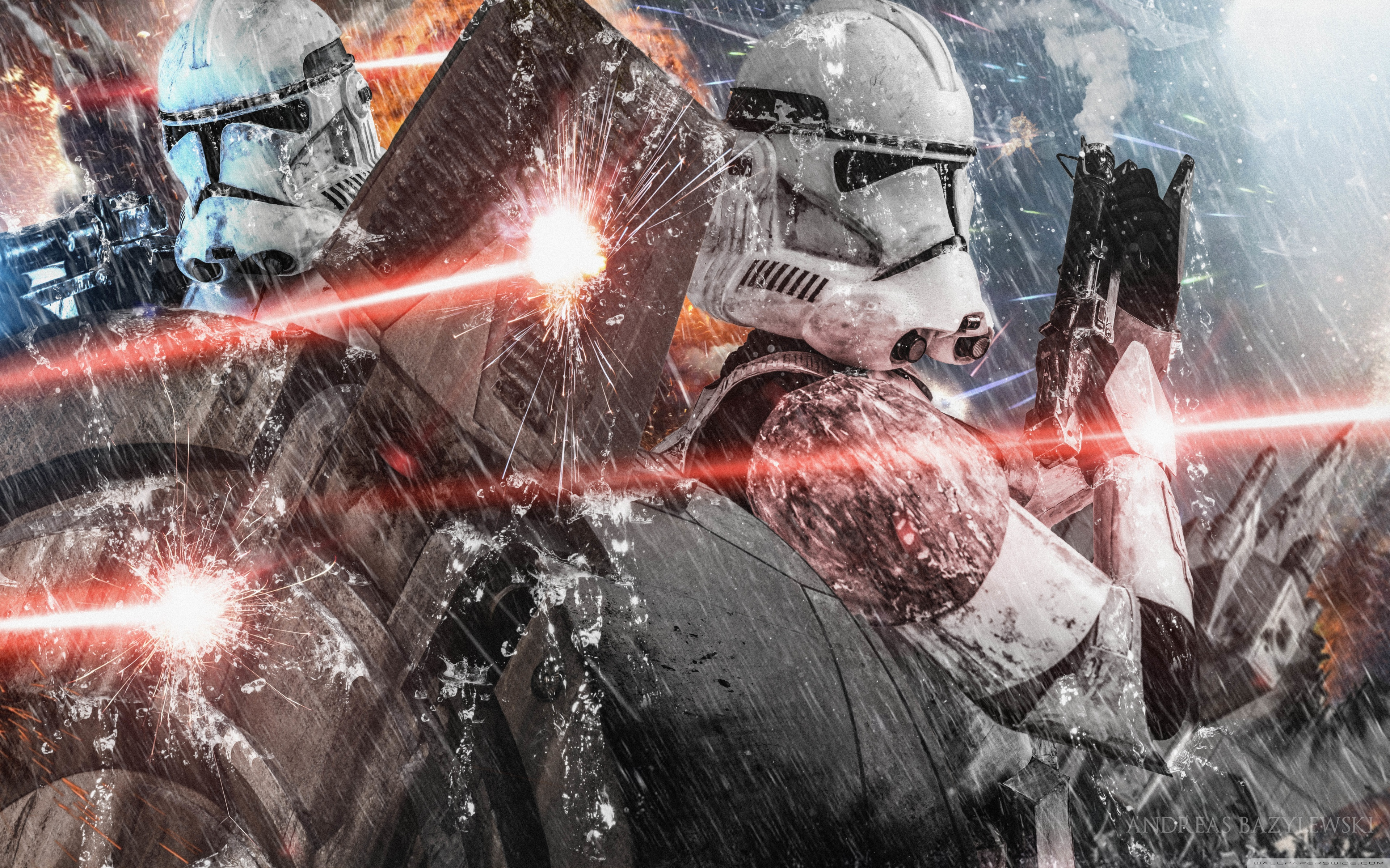 Star Wars Clone Trooper Wallpaper Posted By Michelle Walker